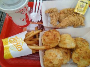 Texas Chicken in 1st Avenue Penang